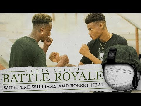 Robert Neal Vs. Tre Williams - Battle Royale