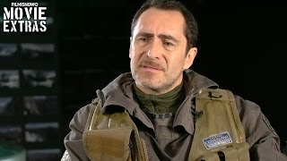 Alien: Covenant   On-set visit with Demian Bichir 'Lope'