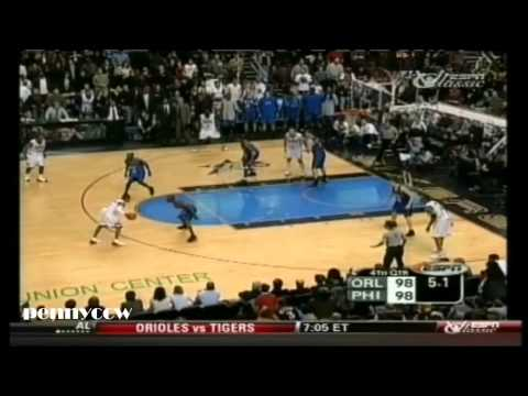 NBA Greatest Duels: Allen Iverson vs. Tracy McGrady (2003)  *Tmac 37pts