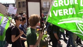 Marche contre Monsanto, Morges 2017, (Bayer), Greenpeace