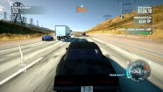 HD NFS The Run - Challenge Series_ The HunteRRR ! on Lenovo IdeaPad Z570 Slovakia Gameplay !