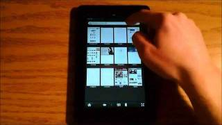 Kindle Fire Sideload Apps - EASY, WIRELESS, NO ROOT