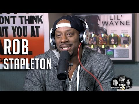 Rob Stapleton talks Kevin Hart haters, the N word & more