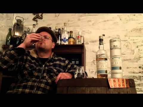 whisky review 456 - Laphroaig 15yo single cask @ 48.4% (Douglas Laing)