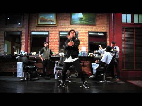 Meghan Trainor - Lips Are Movin Les Twins Barber Shop Visit #bendtherules video