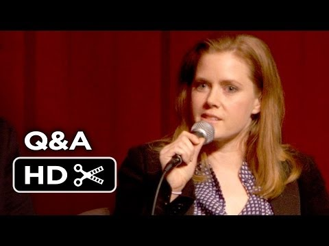 American Hustle Movie Q&A - Amy Adams (2013) - Jennifer Lawrence Movie HD