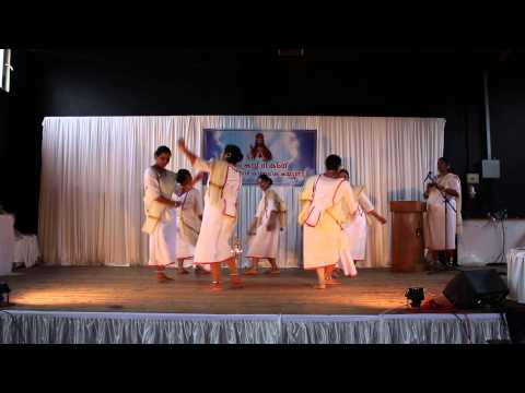 Margam Kali Zyro Malabar Church Dublin 2014 video