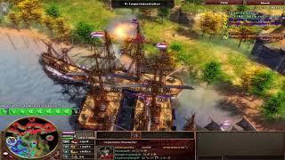 Age of Empires 3 // The Bad Day New Version  //  Teil 3 //  Mit Holle // Deutsch