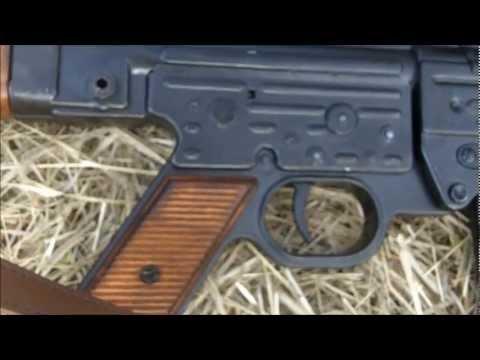 Denix Sturmgewehr 44 Non-firing replica gun WWII German storm rifle!! Stg44