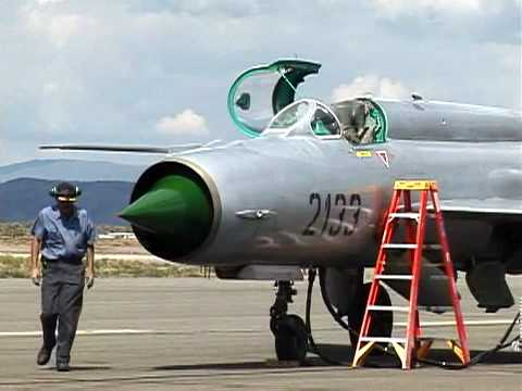 MiG-21 Flight Prep And...