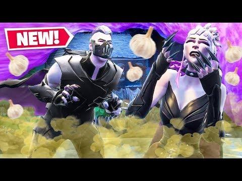 *NEW* Stop the VAMPIRES Gamemode in Fortnite Battle Royale!