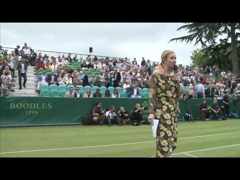 Novak Djokovic v David Goffin
