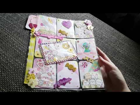 Craft Update 39 - Pocket Letter, Karten und Goodie Bags