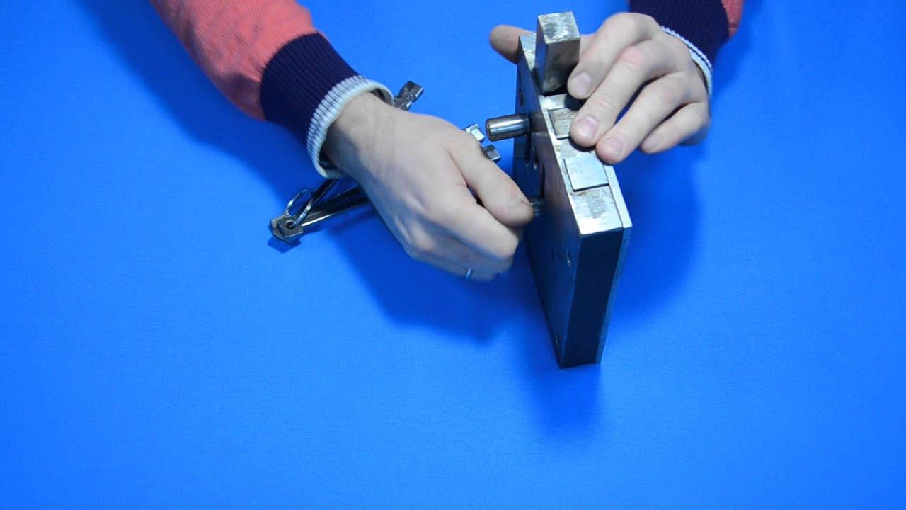 Как сделать ключ реечный своими руками