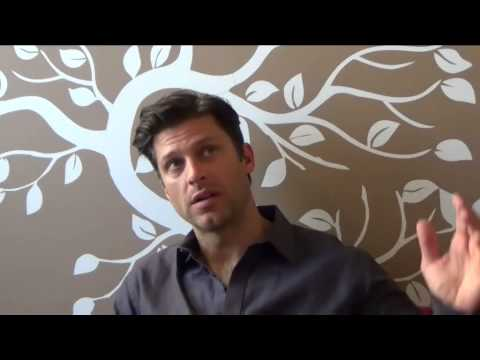 Greg Vaughan Interview