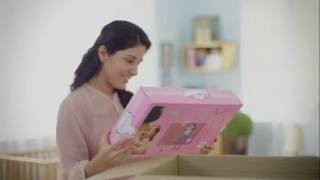 Unboxing Johnson's Baby Care Collection
