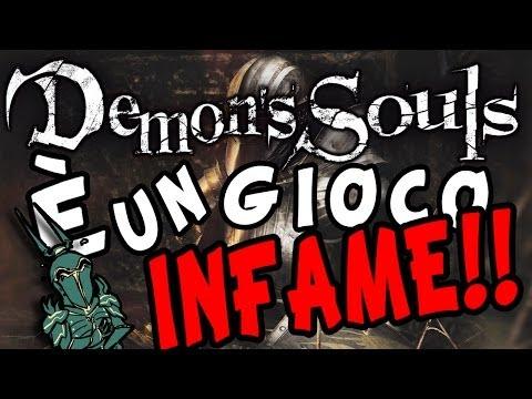 Demon's Souls È UN GIOCO INFAME!!