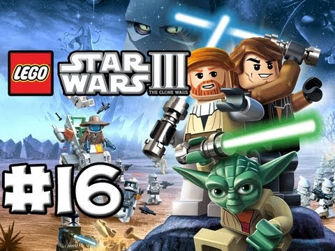 LEGO Star Wars 3 - The Clone Wars - Episode 16 - Rookies (HD)