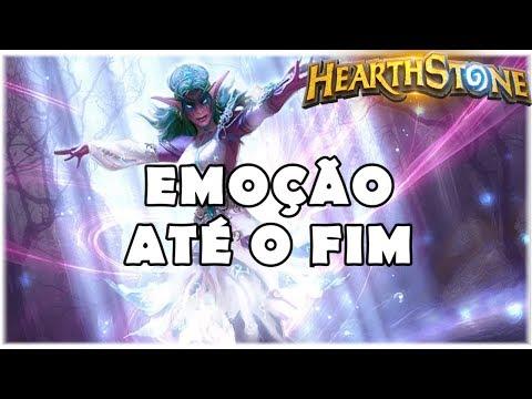 HEARTHSTONE - EMOÇÃO ATÉ O FIM! (STANDARD SPITEFUL PRIEST)