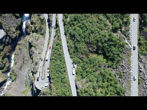 Trollstigen in Norwegen mit dem Camper!・Ankündigung・V2og #54