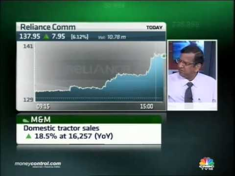 Reliance Communications may go above Rs 150: SP Tulsian