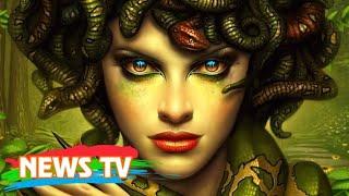 Video clip Đi tìm quái vật rắn trong thần thoại Hy Lạp