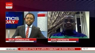 Politics Today: Anambra Election; The APC Controversial Primaries Pt.2
