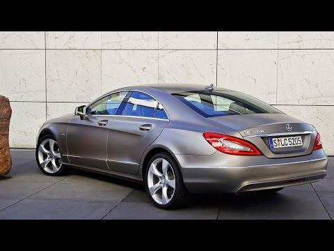 Обзор Mercedes CLS, часть 1