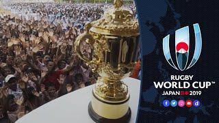 Brett Gosper on Rugby World Cup 2019's legacy