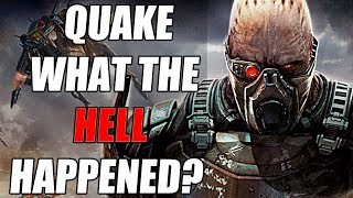 What The Hell Happened To Quake?