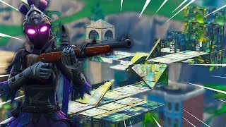 SNIPER VS RUNNERS v2 - Fortnite met Don, Link en Rudi