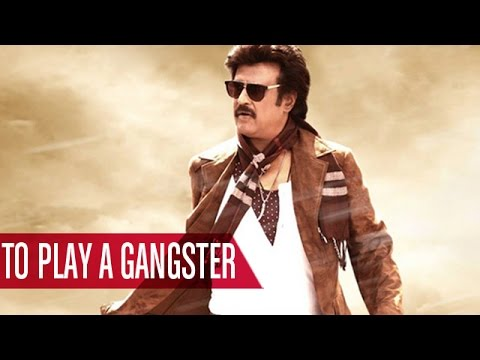 Rajnikanth to play a GANGSTER | Bollywood News