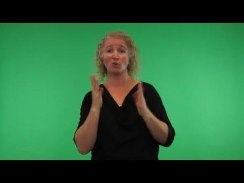 Emergency Broadcasts and Auslan interpreters