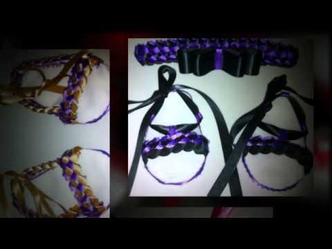 Marilyn creation ...(sandalias y cintas para bebes ) - YouTube