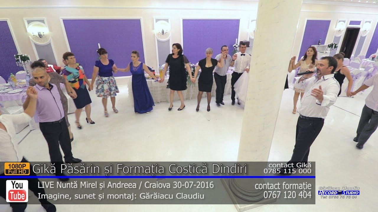 Gica Pasarin si Costica Dindiri | Muzica de Petrecere, SARBA Seara | LIVE | Mirel si Andreea