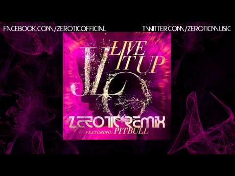 Jennifer Lopez Ft. Pitbull -live It Up (zerotic Remix) video