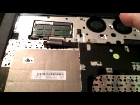 Lenovo Yoga 13 Memory (RAM) Upgrade / Replacement