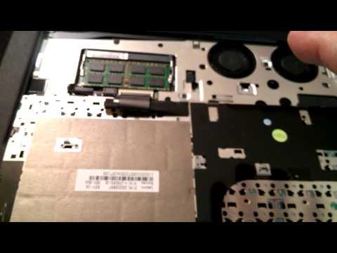 Lenovo Yoga 13 Memory (RAM) Upgrade / Replacement