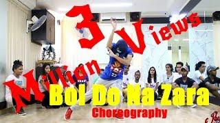 Azhar - Bol Do Na Zara   Choreography   REVEL 2016   Rajesh Jethwa   Bollywood Lyrical Workshop