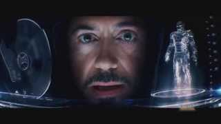 Robert Downey, Jr. on Tony Starks Workshop and Audi