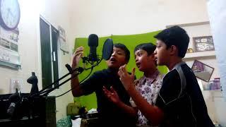 Download Lagu TAK KU BIARKAN  - Abdul Kholiq , Hamim dan Mahir( trio goblin ) feat Ivan Chadafi Gratis STAFABAND