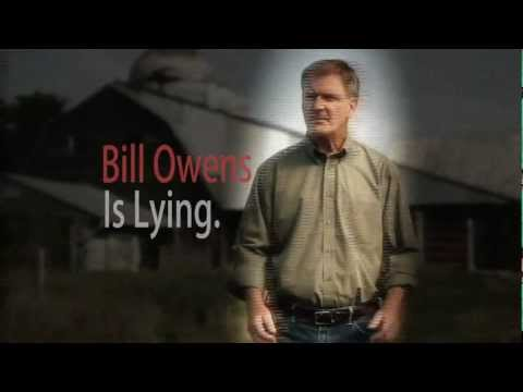 Bill Owens: He'll Do Anything