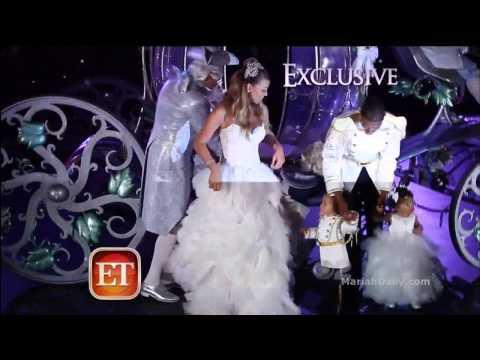 Inside Mariah Carey's Disneyland Wedding
