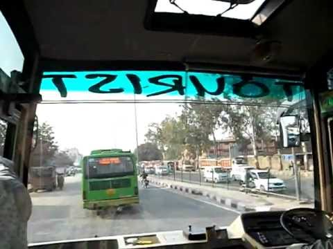 25.11.11-3  Unterwegs Von Agra Nach Delhi 2 video