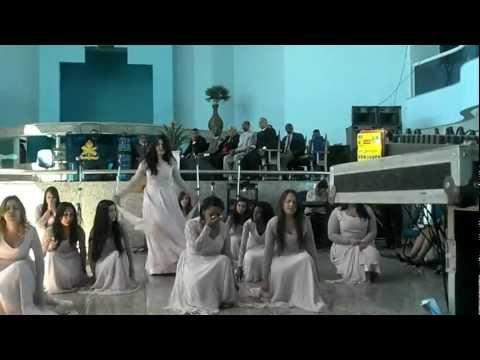 Coreografia Diante do Altar - O Extraordinário Jotta A