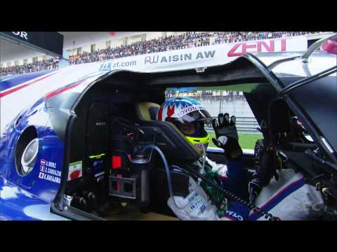 TOYOTA Racing - FIA WEC 2014 Season Highlights