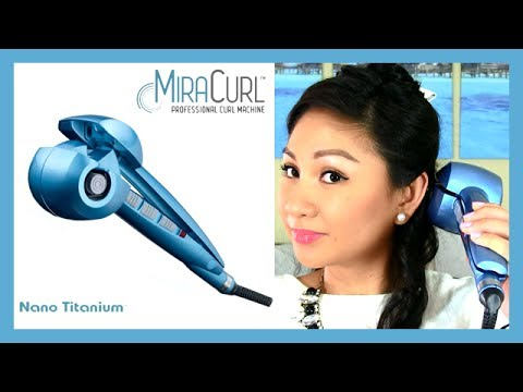 Babyliss MiraCurl Review + Demo!