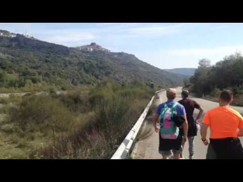#InCamminoperMatera2019 - Tappa 2 (Castelsaraceno - Missanello)