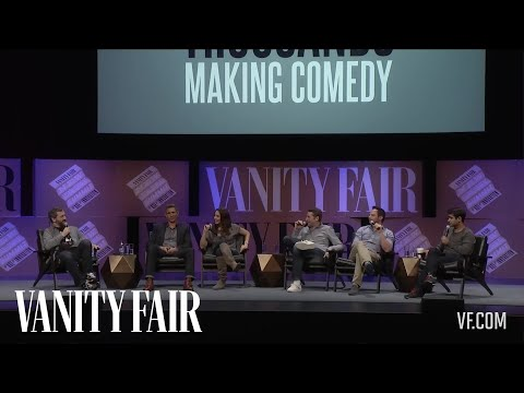 Judd Apatow, Nick Kroll, Whitney Cummings and More Comics at the VF Summit