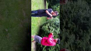 Manliest fight ever!!!!